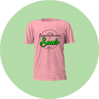 Camiseta Spanish Passion Rosa