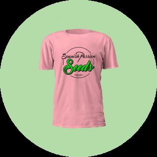 Camiseta Spanish Passion Rosa