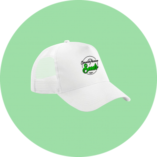 Gorra Spanish Passion Blanca